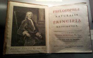 Philosophi Naturalis Principia Maththematica (First 1687)