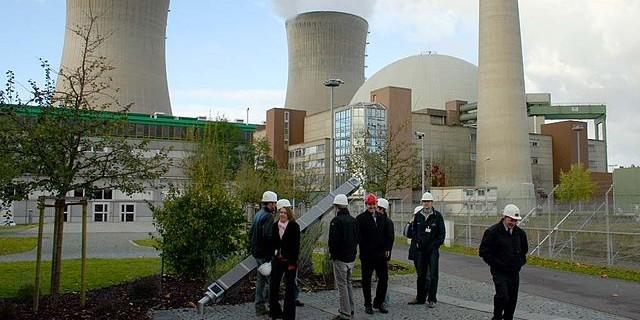 เยอรมันเตรียมปิดโรงไฟฟ้านิวเคลียร์ทั้งหมดในปี 2022 1