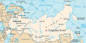 เหตุการณ์ Tunguska