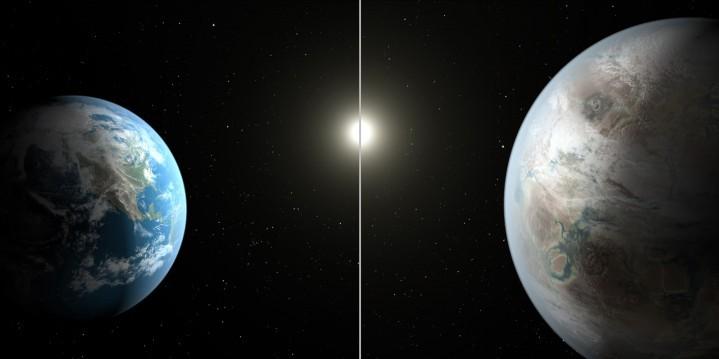 ดาวเคราะห์คล้ายโลก Kepler 452b
