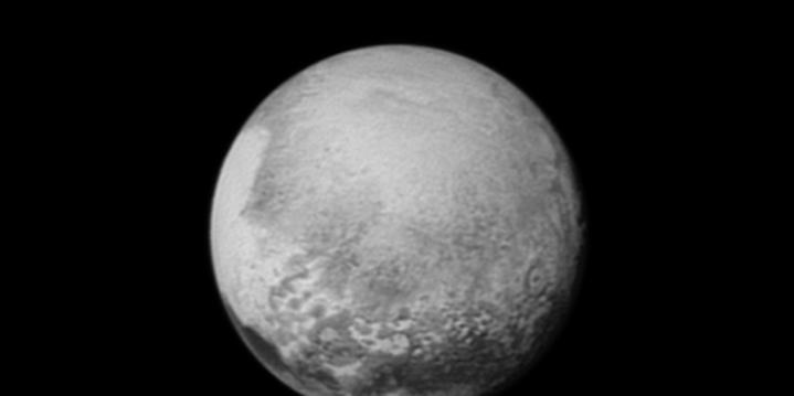 รูปภาพใหม่ของดาวพลูโตในระยะใกล้กว่าเดิม 1