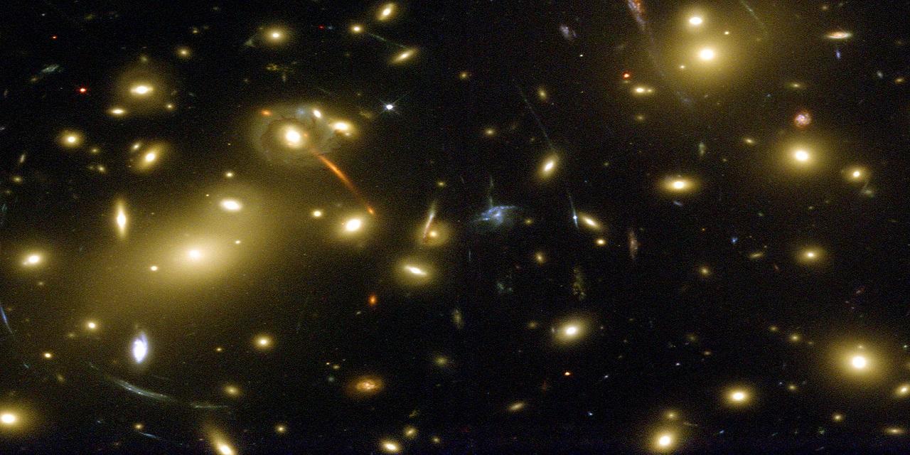 สสารมืด พลังงาานมืด ข่าวดาราศาสตร์ ฟิสิกส์