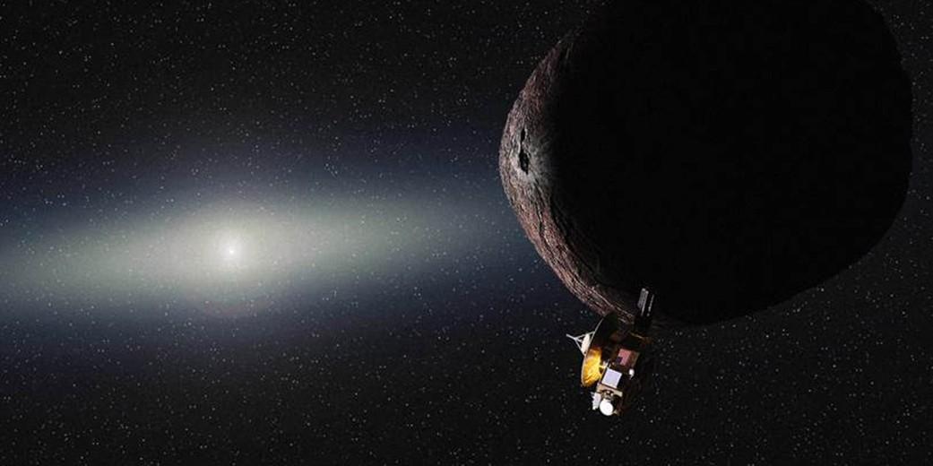ภารกิจต่อไปของยาน New Horizons ข่าวดาราศาสตร์