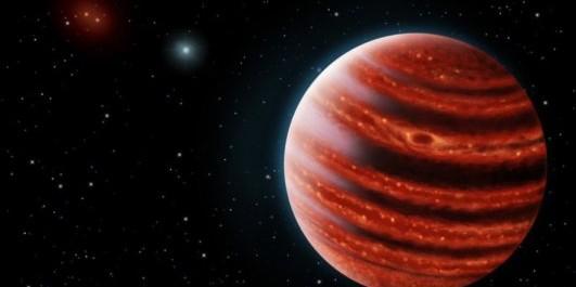 ดาวพฤหัสบดีในยุคแรกเริ่ม ข่าวดาราศาสตร์