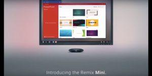 remix mini ข่าวเทคโนโลยี