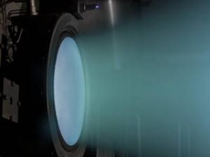 จรวดขับดันไออน ion propulsion