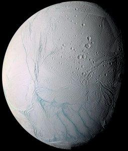 การสำรวจดวงจันทร์เอนเซลาดัส 1 ข่าวดาราศาสตร์