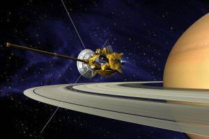 ยานสำรวจอวกาศแคสซินิ Cassini ข่าวดาราศาสตร์