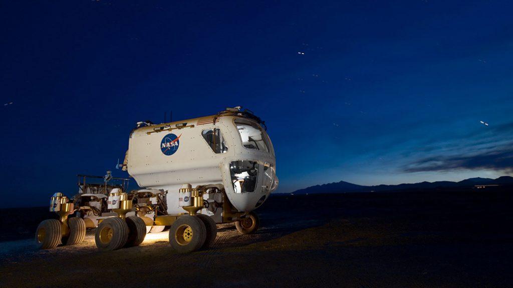 รถโรเวอร์สำหรับใช้บนดาวอังคาร