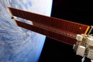 สถานีอวกาศนานาชาติ แผงโซลาร์ หนัง the martian