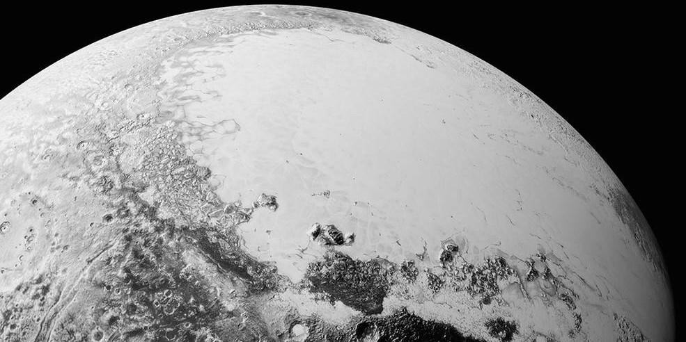ภาพดาวพลูโต ล่าสุด 5 ข่าวดาราศาสตร์