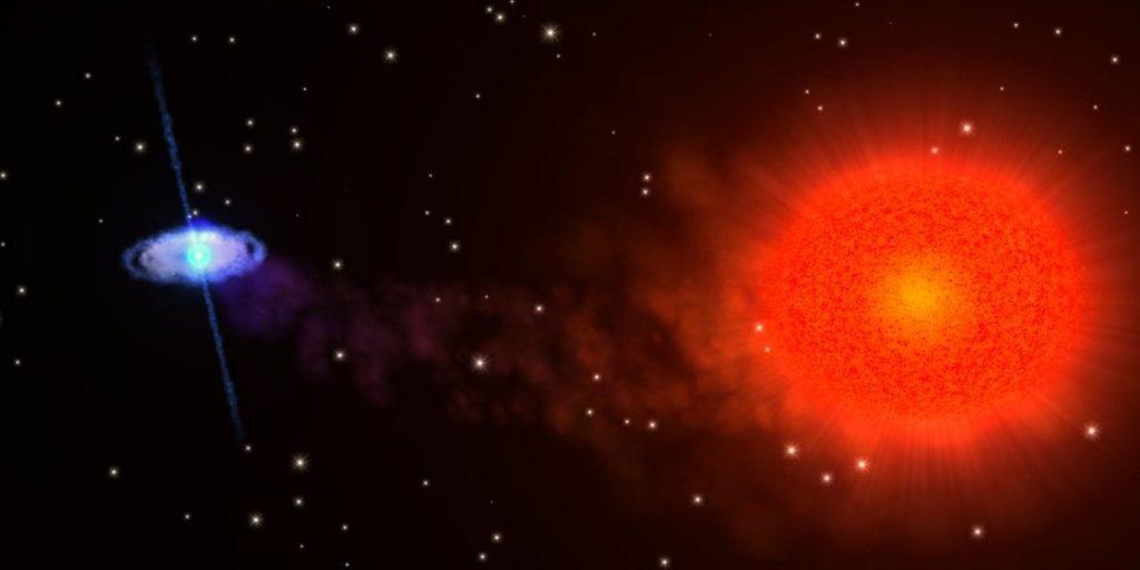 ดาวนิวตรอน คือ อะไร ข่าวดาราศาสตร์