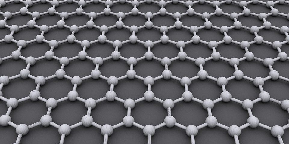 Graphen แกรฟีน อุปกรณ์อิเล็กทรอนิกส์