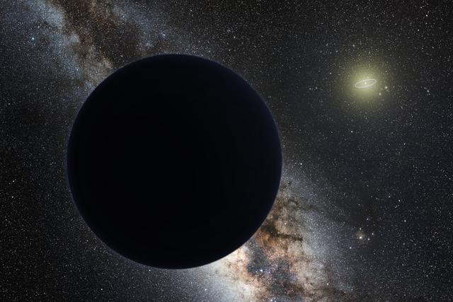 ดาวเคราะห์ดวงที่เก้า planet nine