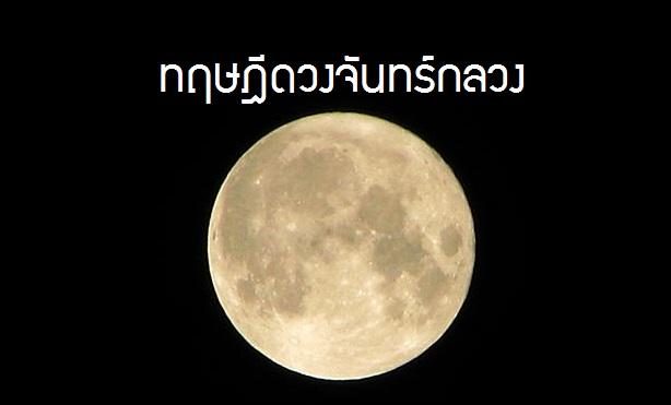 ทฤษฎีดวงจันทร์กลวง
