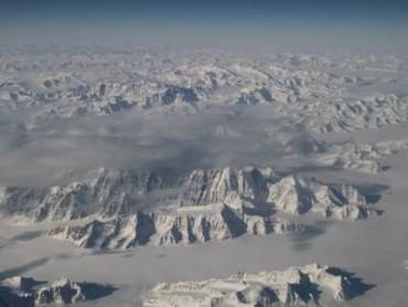 แผ่นน้ำแข็งกรีนแลนด์