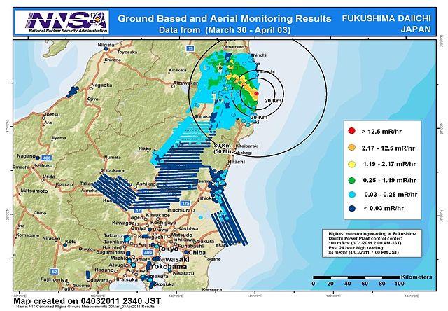 โรงไฟฟ้านิวเคลียร์ฟูกูชิมะ