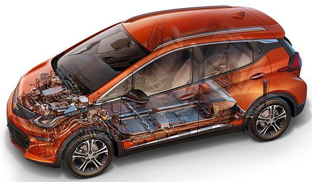 รถยนต์ไฟฟ้า Chevrolet Bolt