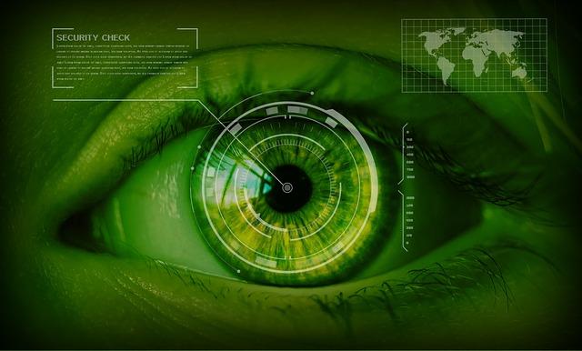 เทคโนโลยีสแกนม่านตา