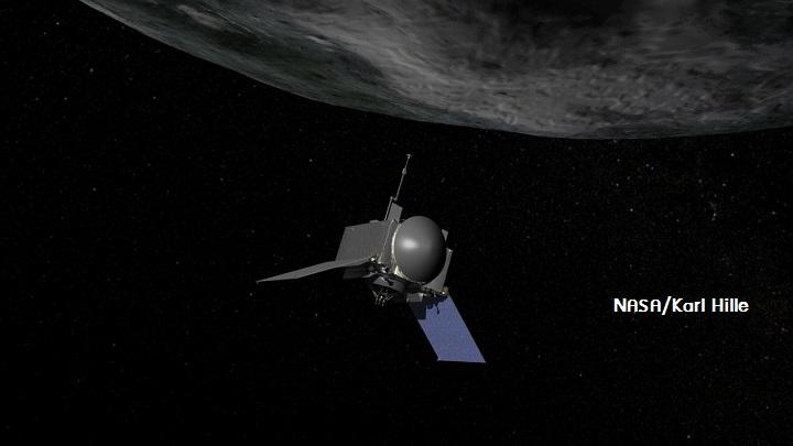 นาซ่าทดสอบเครื่องยนต์ขับดัน (Thurster) มุ่งหน้าสู่ดาวเคราะห์น้อย Bennu