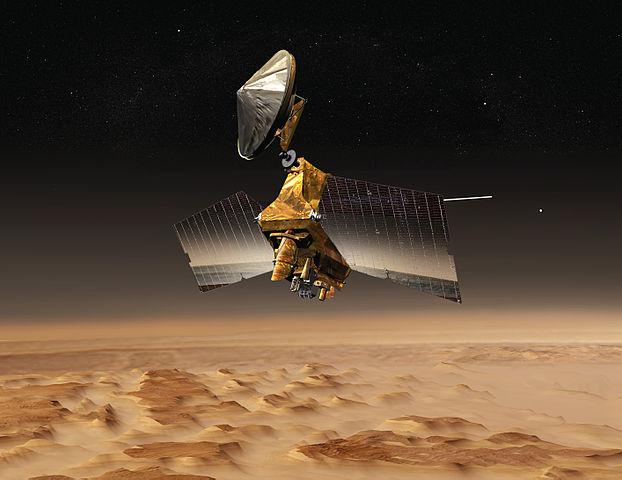 ยาน Mars Reconnaissance Orbiter