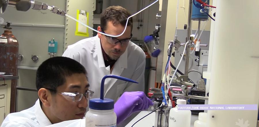 ค้นพบวิธีเปลี่ยนแก๊ส CO2 เป็นเอทานอลโดยบังเอิญ
