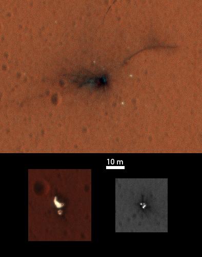 ยานสำรวจดาวอังคาร Schiaparelli