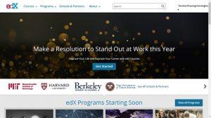edx แหล่งเรียนรู้ฟรีบนโลกออนไลน์