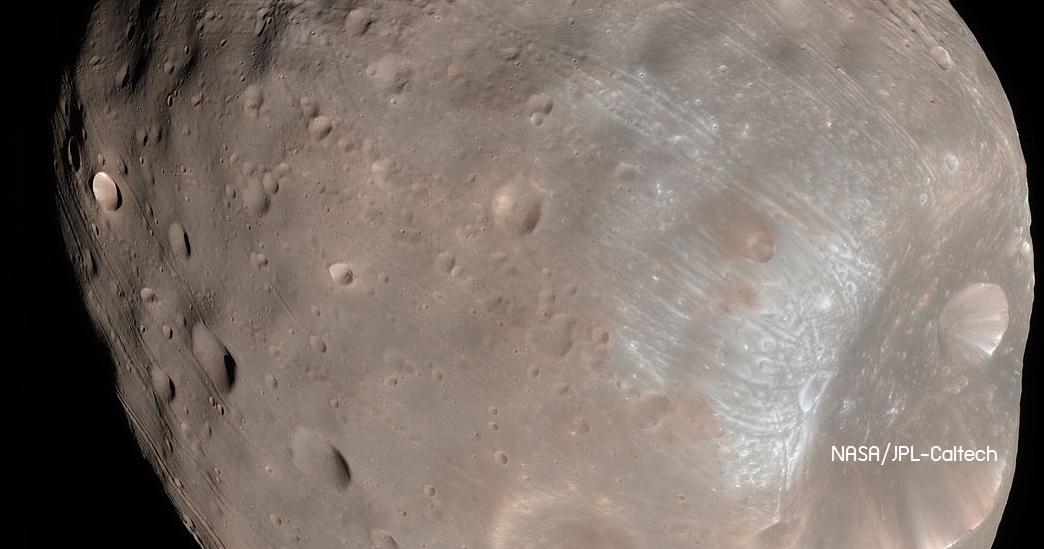 ดวงจันทร์ Phobos