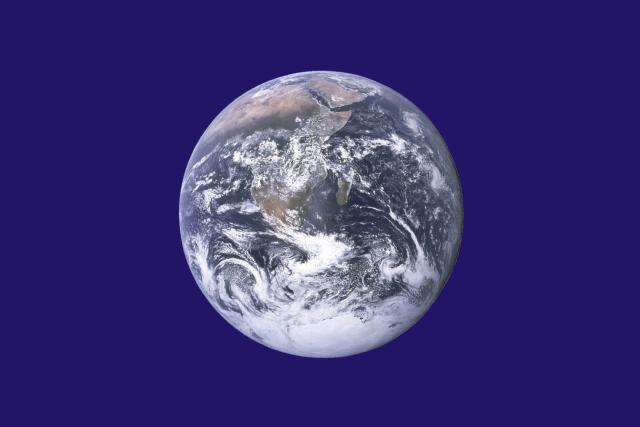 ธงสัญลักษณ์วันคุ้มครองโลก