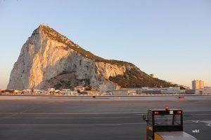 ภูเขาแห่ง Gibraltar