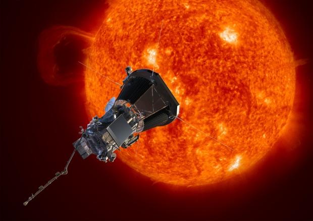 ยานสำรวจอวกาศ ดวงอาทิตย์