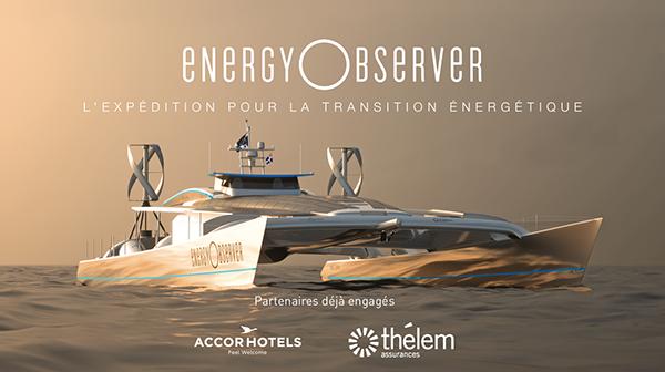 เรือ Energy Observer