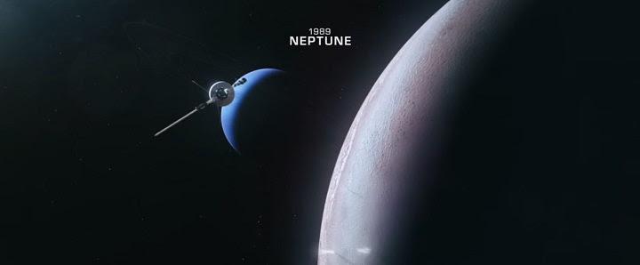 ภาพดาวเนปจูน