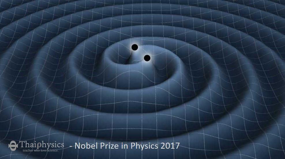รางวัลโนเบลสาขาฟิสิกส์ 2017