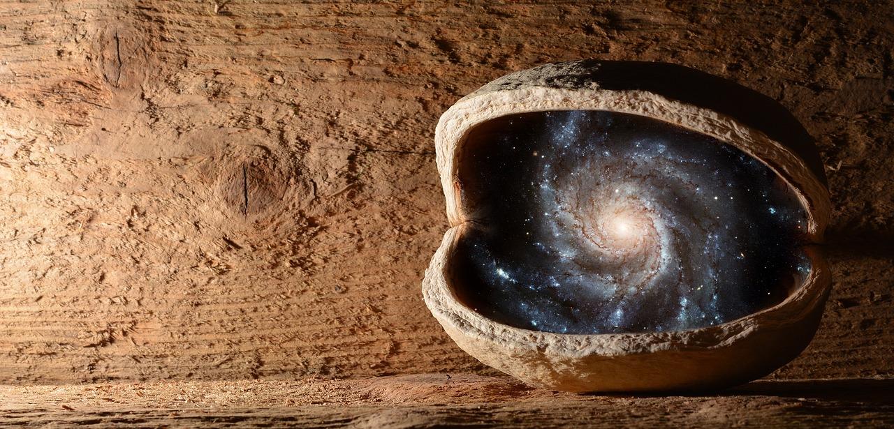 จักรวาลในเปลือกนัท