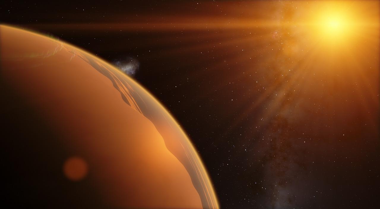 ดาวเคราะห์นอกระบบสุริยะ exoplanet