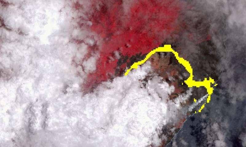 ภูเขาไฟ Kilauea