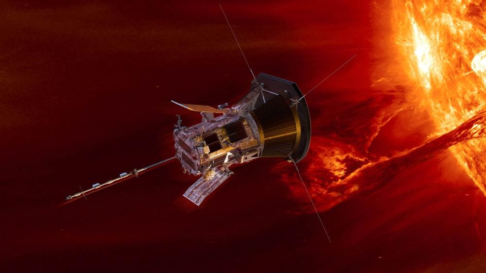 ยานสำรวจอวกาศ Parker Solar Probe