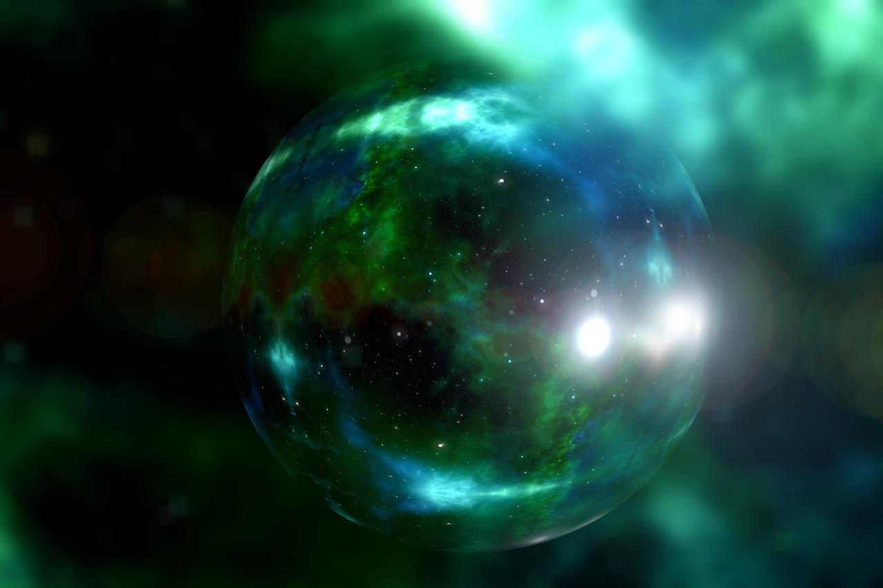เอกภพอาจคล้ายฟองอากาศ