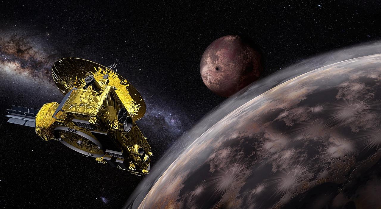 ยานสำรวจอวกาศ New Horizons