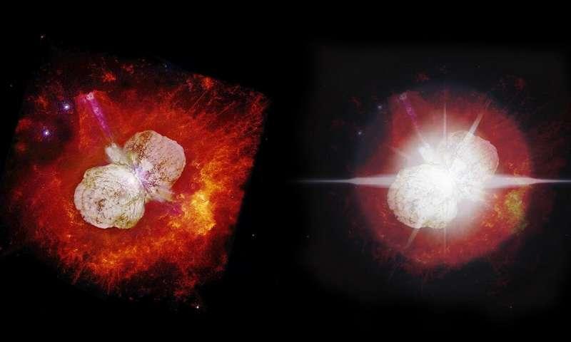 ภาพ Eta Carinae