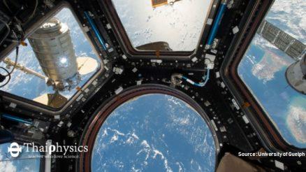 ท่องเที่ยวบนสถานีอวกาศนานาชาติ