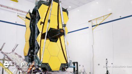 กล้องโทรทรรศน์อวกาศ james webb ใกล้เสร็จแล้ว