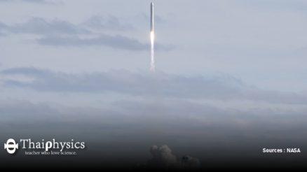NASA ส่งลูกอมไปสถานีอวกาศ